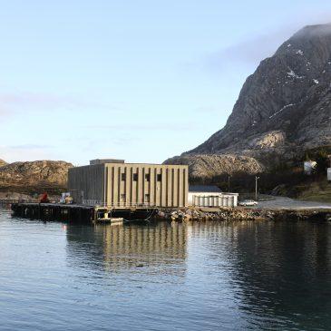Vi får produksjonslokaler i Åmøyhamn
