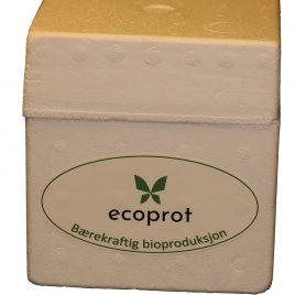 Ecoprot Svarte Soldatfluelarver – Frosne