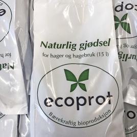 Ecoprot Naturlig Hage Gjødsel